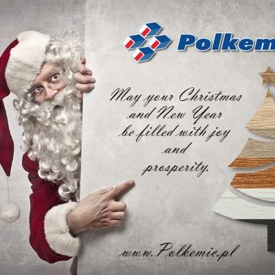 May your Christmas and New Year be filled with joy and prosperity