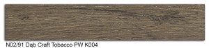 N02-91 Dąb Craft Tobacco PW K004 SLIDE SMALL