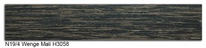 N19-4 Wenge Mali H3058 SLIDE SMALL