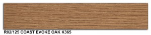 R02-125 Coast Evoke Oak K365 SLIDE SMALL